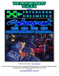 RPG Item: Cyberpunk 2020 Conversion Manual