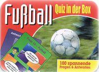 Board Game: Fußball Quiz in der Box