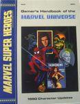 RPG Item: MU6: Gamer's Handbook of the Marvel Universe: 1990 Character Update