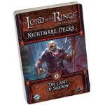 Board Game: The Lord of the Rings: The Card Game – Nightmare Decks: The Land of Shadow