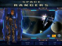 Video Game: Space Rangers