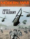 Board Game: LZ Albany: Ia Drang Valley 17-18 November 1965