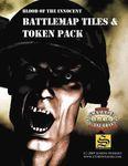 RPG Item: Blood of the Innocent Battlemap Tiles & Tokens Pack