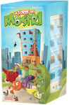 Board Game: Monsters' Tower