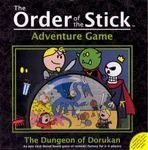 Board Game: Order of the Stick Adventure Game: The Dungeon of Dorukan