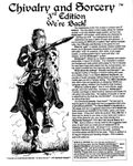 RPG: Chivalry & Sorcery (3rd Edition)