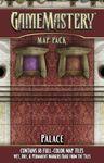 RPG Item: GameMastery Map Pack: Palace