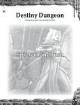 RPG Item: Destiny Dungeon Spielerhandbuch