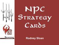 RPG Item: NPC Strategy Cards