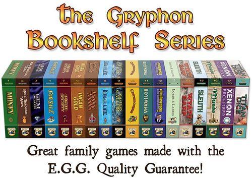 Family: Series: Bookshelf (Gryphon Games)