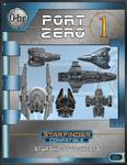 RPG Item: Port Zero 1: Starship Stat Sheets