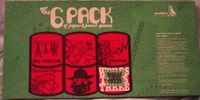 Board Game: The 6 Pack of Paper & Pencil Games
