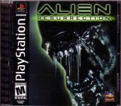 Video Game: Alien Resurrection