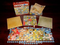Board Game: Patchwork