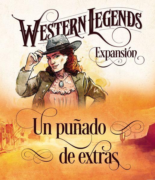 Western Legends: Un puñado de extras