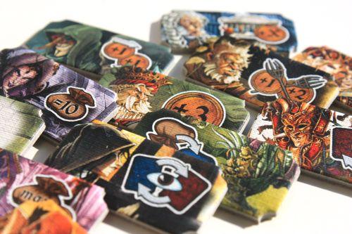 Board Game: Mascarade