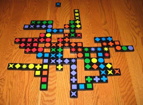 Board Game: Qwirkle