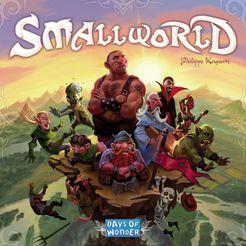 Small World Cover Artwork