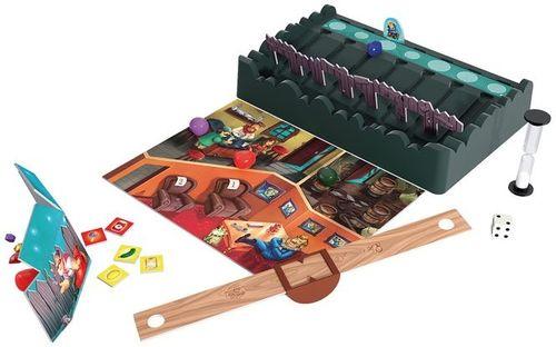 Board Game: Smugglers