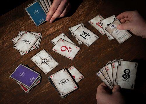 Board Game: Battle of Durak