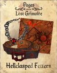 RPG Item: Pages from the Lost Grimoire: Hellclasped Fetters / Pyre of Corruption