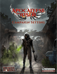 RPG Item: Apocalypse the Risen Campaign Setting