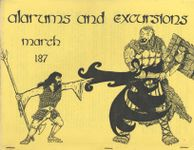 Issue: Alarums & Excursions (Issue 187 - Mar 1991)