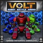 Board Game: VOLT: Robot Battle Arena