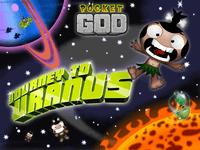 Video Game: Pocket God: Journey To Uranus
