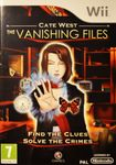 Video Game: Cate West: The Vanishing Files