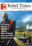 Issue: Rebel Times (Issue 13 - Oct 2008)