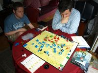 Board Game: Waterloo