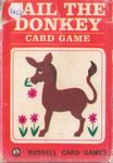 """Board Game: """"Tail"""": The Donkey Game"""