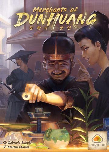 Board Game: Merchants of Dunhuang