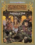 RPG Item: WGQ1: Patriots of Ulek