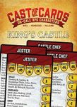 RPG Item: Cast of Cards: King's Castle