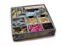 Board Game Accessory: Five Tribes: Folded Space Insert
