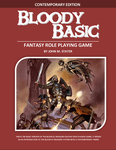 RPG Item: Bloody Basic: Contemporary  Edition