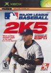 Video Game: Major League Baseball 2K5
