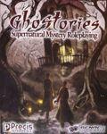 RPG Item: Ghostories