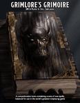 RPG Item: Grimlore's Grimoire
