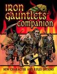 RPG Item: Iron Gauntlets Companion