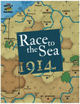 Board Game: Race to the Sea 1914