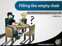 RPG Item: Filling the Empty Chair