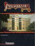 RPG Item: What Lies Beyond Reason Adventure 4: Sanitarium (Pathfinder)