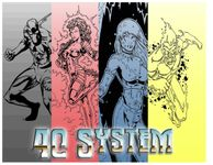 RPG Item: 4C System GM Screen