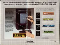 Video Game Hardware: Vectrex Light Pen