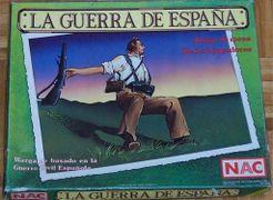 La Guerra de España Cover Artwork
