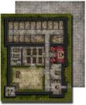 RPG Item: GameMastery Flip-Mat: Prison