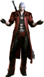 Character: Dante (Devil May Cry)